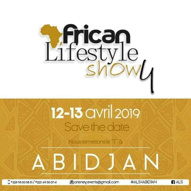 AFRICAN LIFESTYLE SHOW 4 LE MADE IN AFRICA DANS TOUTE SASPLENDEUR